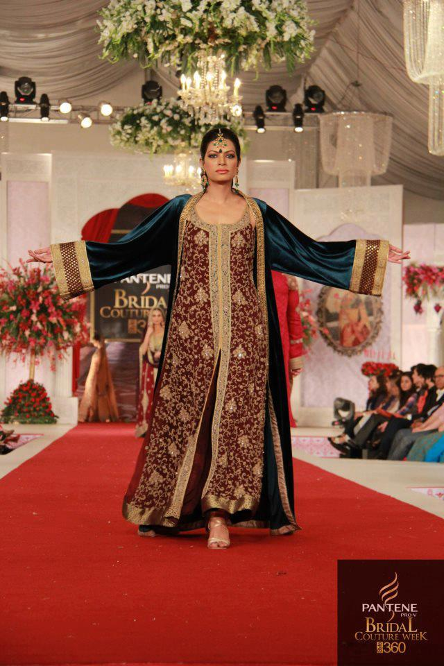Best Bridal Dresses For Pakistani Brides 009