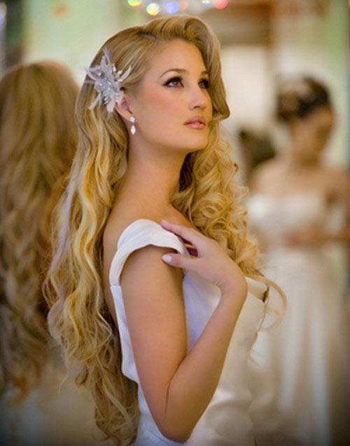 Best Bridal Hairstyles 2013 For Long Hair 005