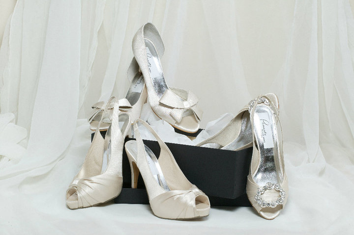 Bridal High Heel Shoes 2013 005