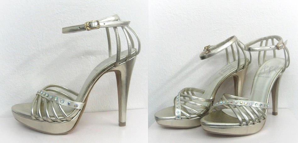 Bridal High Heel Shoes 2013 009