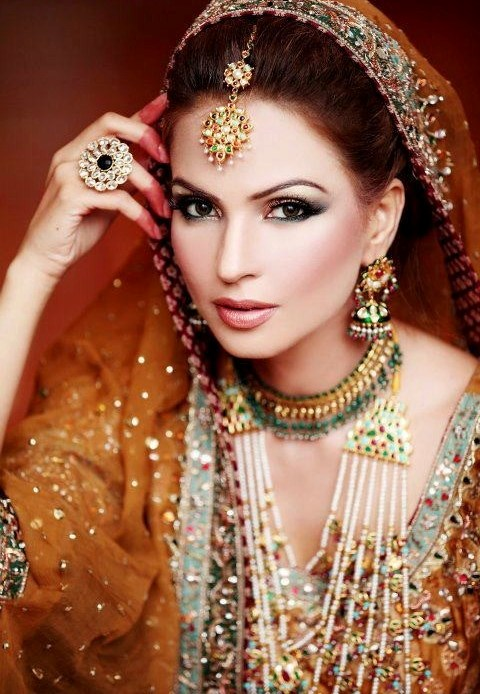 Bridal Jewellery Trends In Pakistan 0011 - Life n Fashion