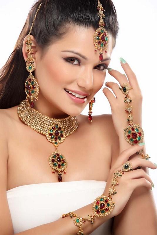 Bridal Jewellery Trends In Pakistan 0018 - Life n Fashion