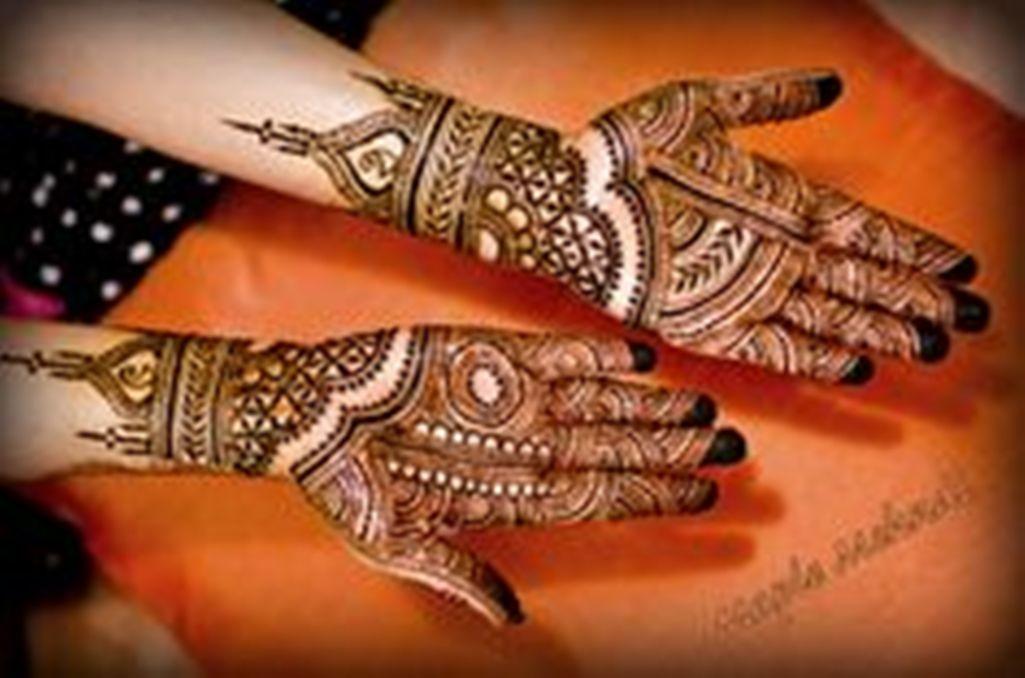 Mehndi Patterns For Brides : Mehndi designs for pakistani brides life n fashion