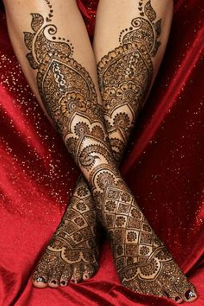 Google Bridal Mehndi : Mehndi designs for pakistani brides life n fashion