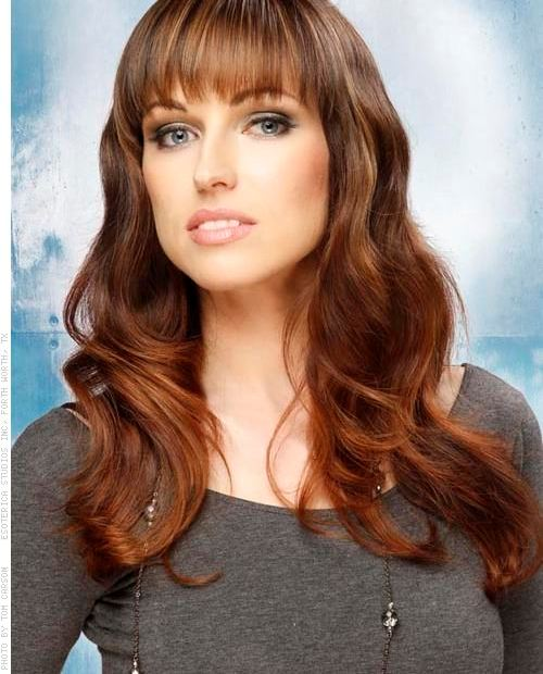 Latest Long Hairstyles 2013 For Women 005 Life N Fashion
