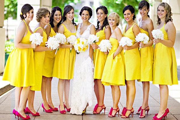 Best Bridesmaid Dresses 2013