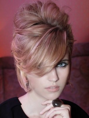 Asian Party Hairstyles For Short Medium Long Curly Hairs 006 Life N Fashion