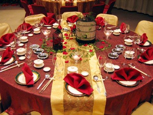 Carnival Wedding Reception Decoration Ideas 0013 Life N Fashion