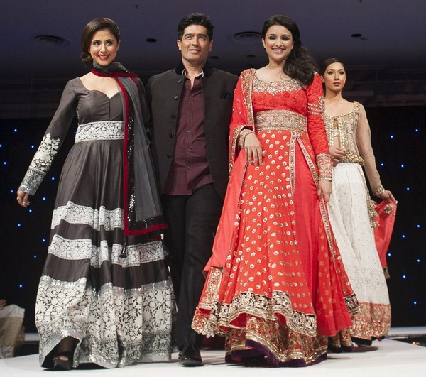 Manish Malhotra Wedding Dresses 2013 - Life n Fashion