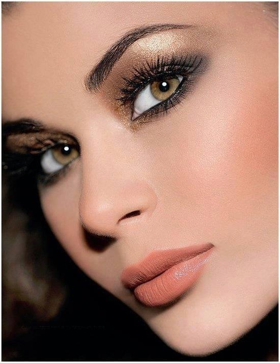 Main Makeup Brushes You Need: Main Tips For Perfect Eye Shadow Makeup 0011