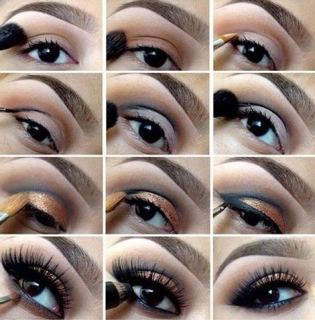 Main Tips For Eye Shadow Makeup Application Life N Fashion