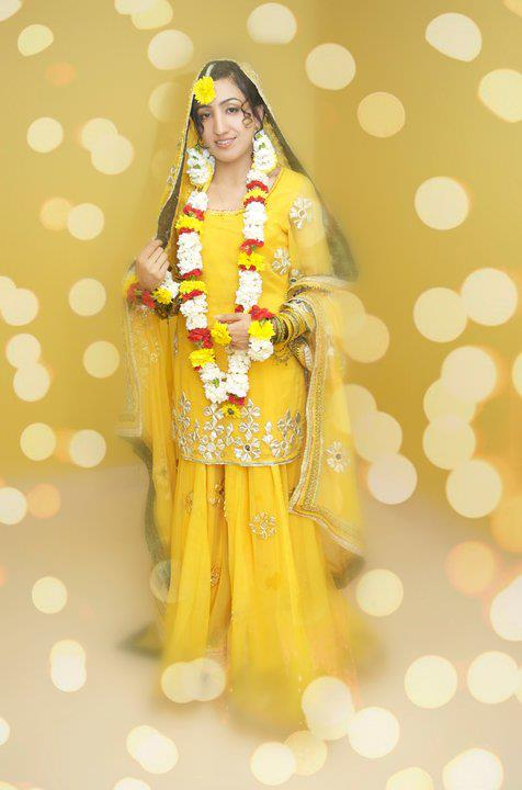 Mayon Dresses 2013 For Pakistani Brides
