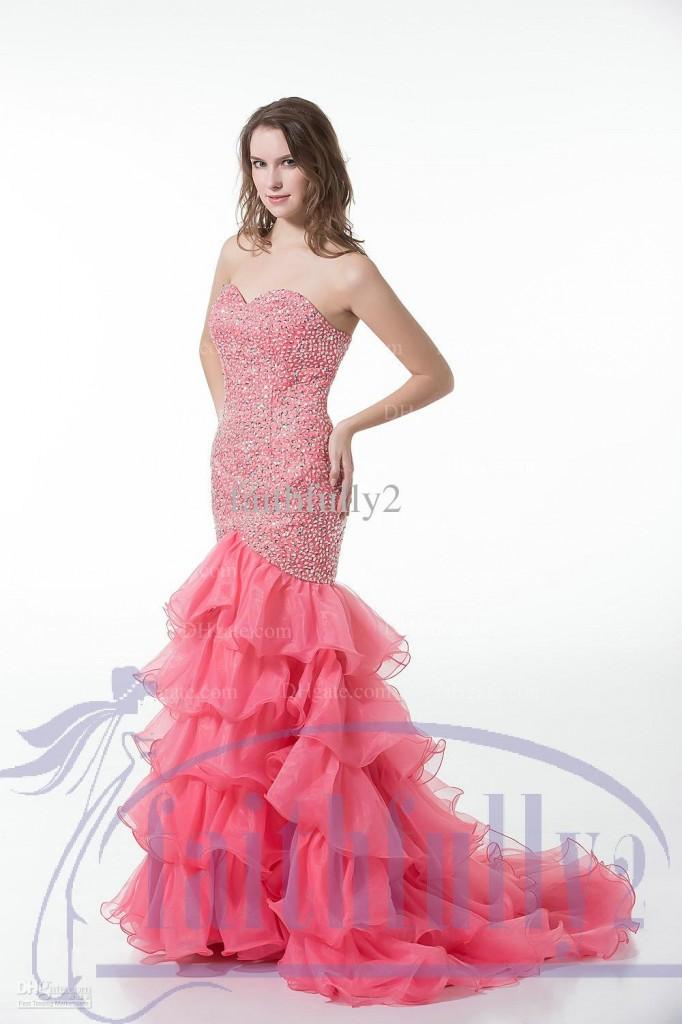 Prom Dresses Trends 20...