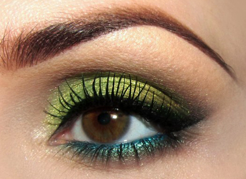 What Are The Best Eye Shadow For Brown Eyes 009
