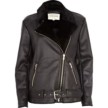 Winter Leather Jackets Trends 2013 For Women 007 Life N
