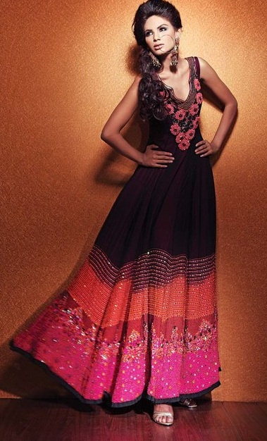Latest Anarkali Suits Trends 2014 For Women 0011 Life N