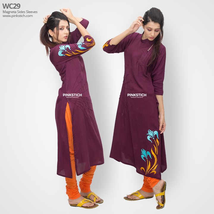 Long Shirts Latest Fashion Trends In Pakistan 001 Life