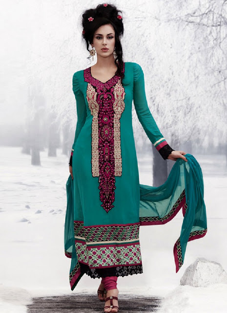 Long Shirts- Latest Fashion Trends In Pakistan 003 - Life