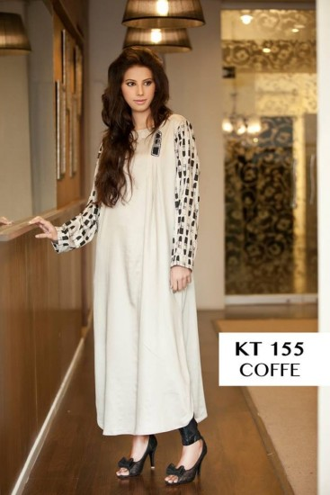 Long Shirts Latest Fashion Trends In Pakistan 009 Life