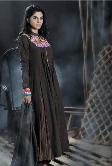 Long Shirts Latest Fashion Trends In Pakistan 014 Life N Fashion