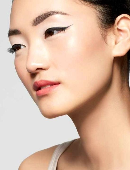 Main Makeup Brushes You Need: Main And Important Tips For Doing Asian Makeup 001
