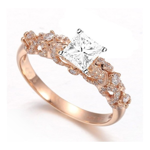 Wish Engagement Rings