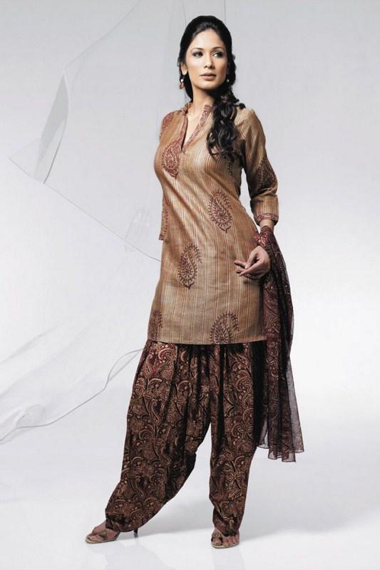 Shalwar Kameez Designs 2014 For Girls 008