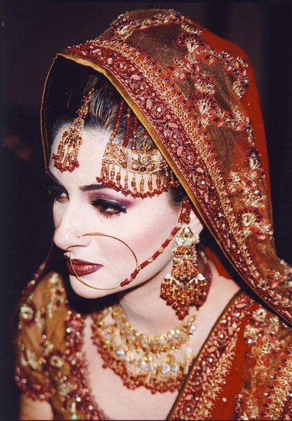 Bridal Jhoomar Designs 2014 For Women 001 Life N Fashion