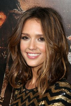 Latest Trends Of Medium Length Hairstyles 2014 For Women - Life n ...