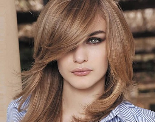 new hair styles for 2014 trends of medium length hairstyles 2014 for 5272 | Latest And Stylish Medium Length Hairstyles 2014 For Women 006