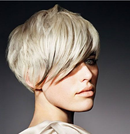 Latest Short Hairstyles 2014 For Women And Girls - Life n ...
