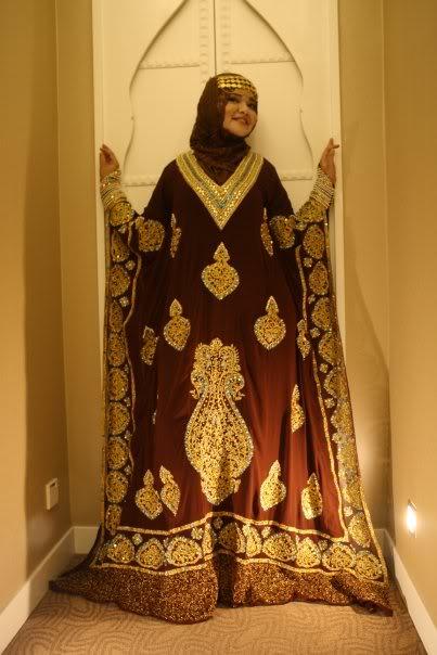 Latest Trends Of Arabic Wedding Dresses 2014 Life N Fashion