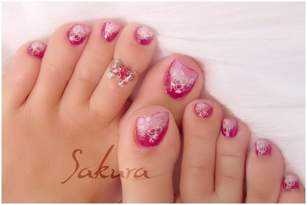 Nail Art Trends 2014 For Hands And Feet 0020 Life N Fashion