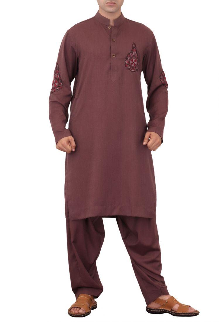Pakistani Shalwar Kameez Designs 2014 For Men 007 Life N