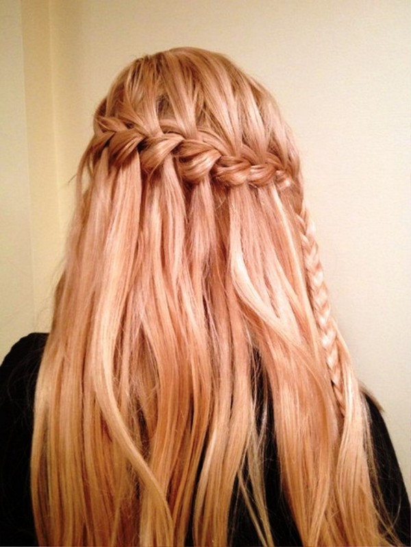 Stylish Braided Hairstyles For Girls 2014 4 Life N Fashion