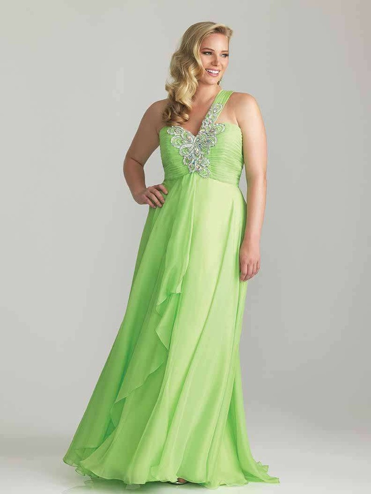 Tips To Choose Best Plus Size Prom Dresses 0015 Life N Fashion