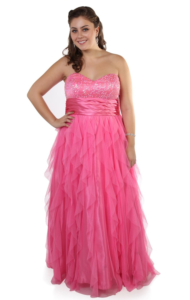 Tips To Choose Best Plus Size Prom Dresses 006