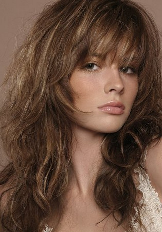 Top 5 Long Wavy Hairstyles For Girls 5 Life N Fashion