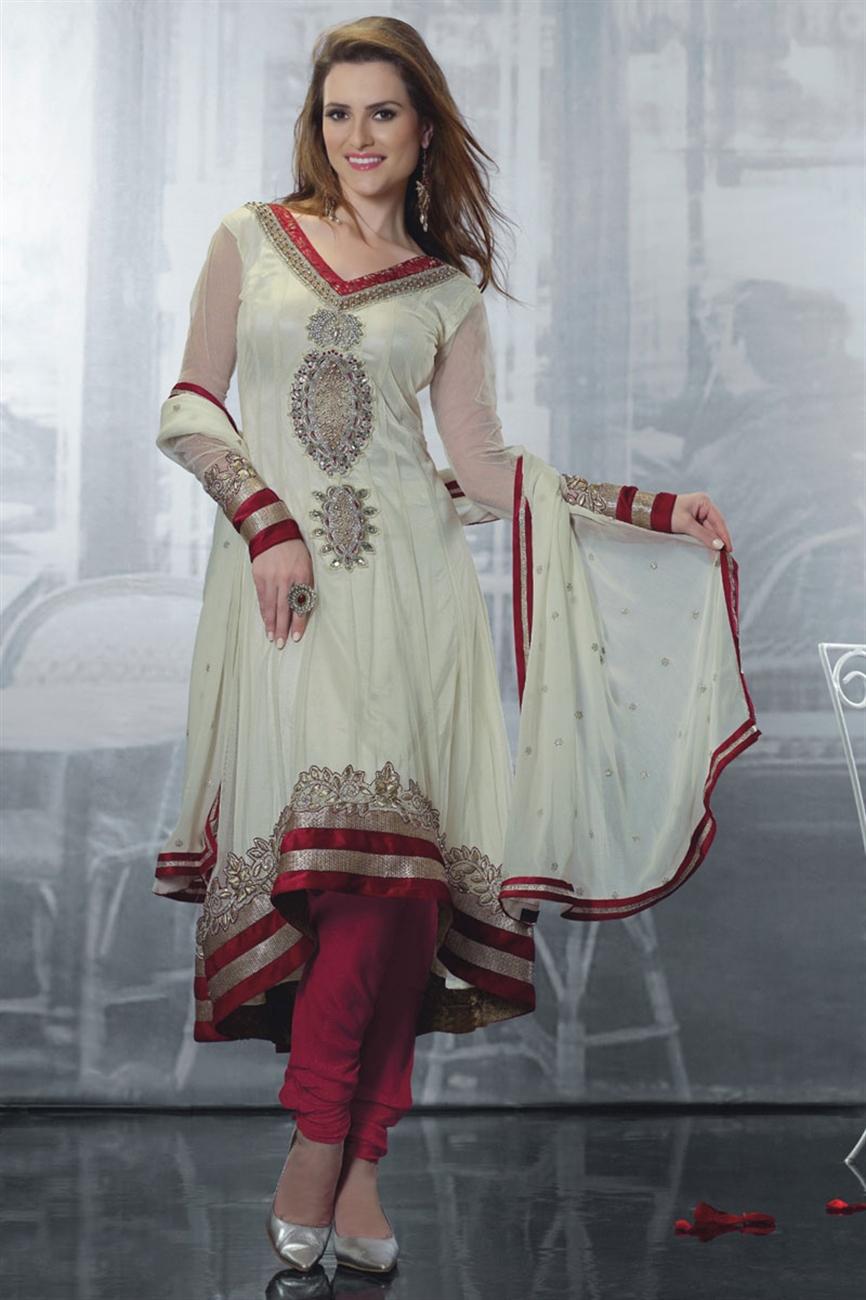 Trends Of Anarkali Dresses 2014 For Women 0016