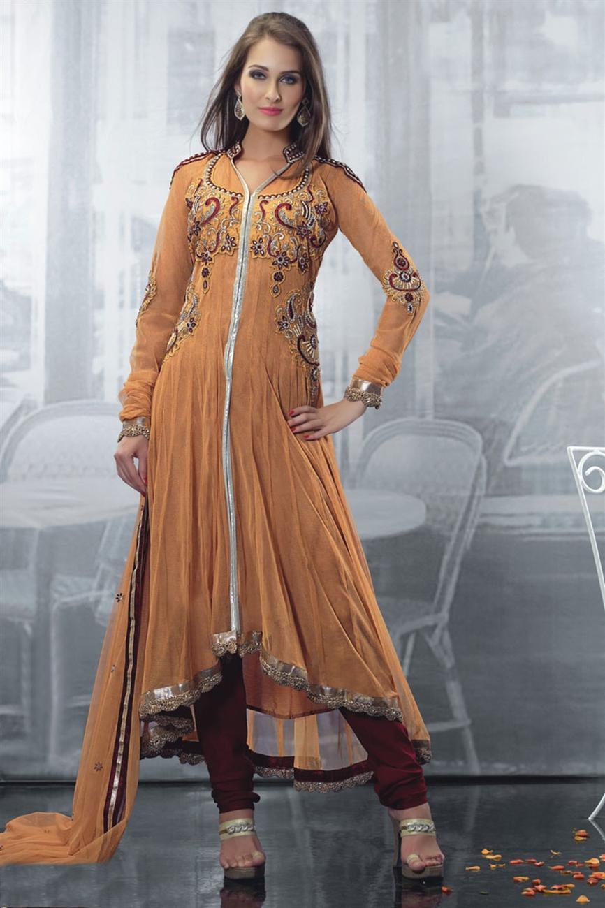 Trends Of Anarkali Dresses 2014 For Women 0025 - Life n ... | 866 x 1300 jpeg 510kB