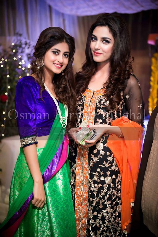 Asma Abbas Daughter Zara Abbas Wedding Photos 6