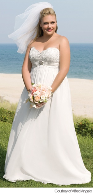 Plus Size Wedding Dresses 2014 For Women - Life n Fashion