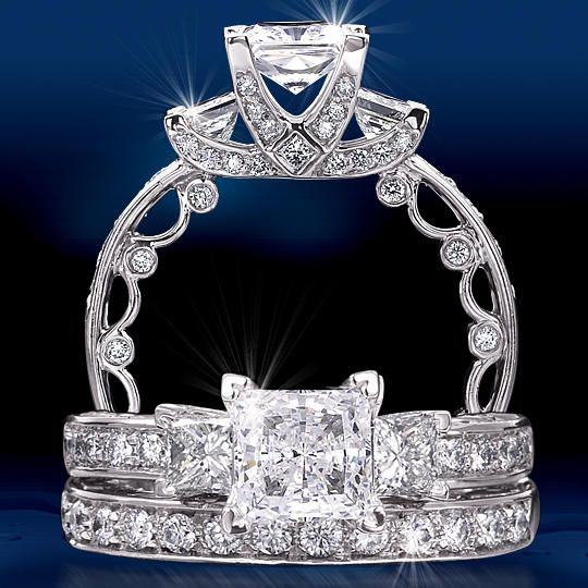 Latest Engagement Ring Trends 2014 For Women