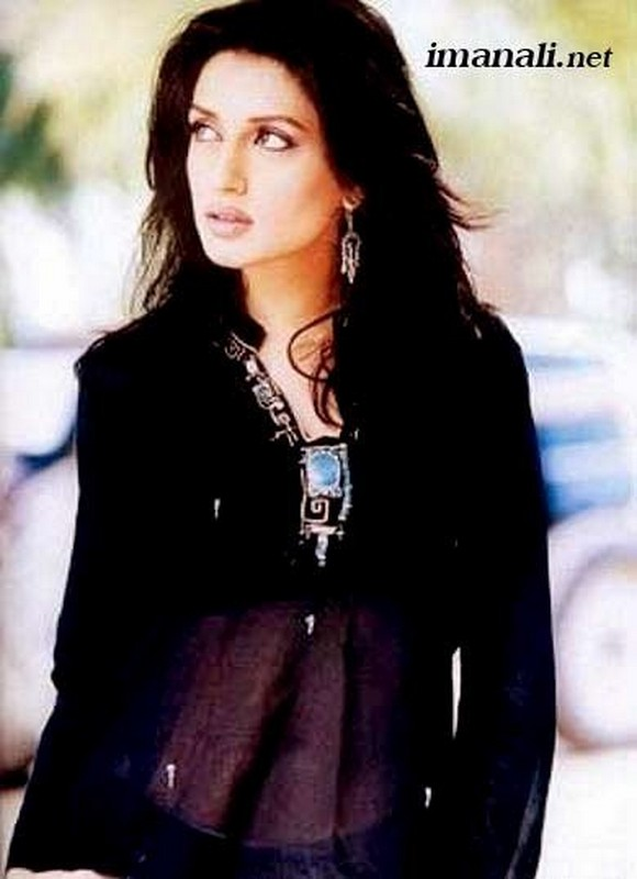 Model and Actress Iman Ali Biography and Pictures 2 - Life