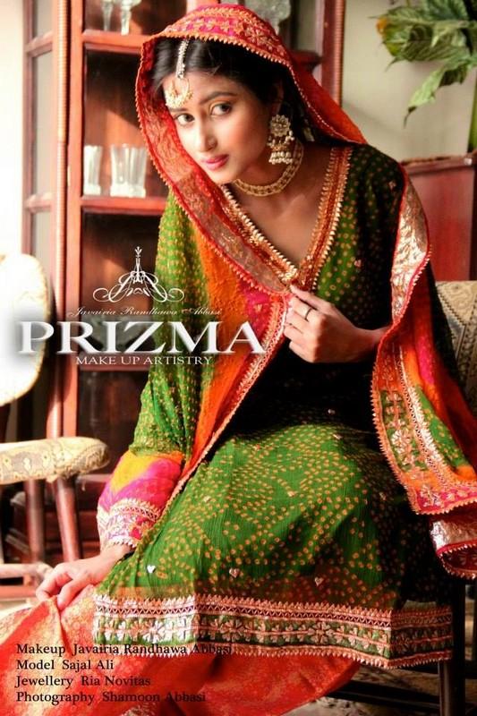 Pakistani Top Model And Actress Sajal Ali 3 Life N Fashion