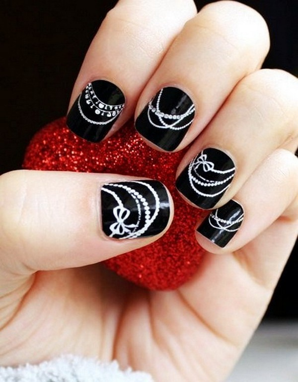 Simple nail art designs for short nails 1 life n fashion simple nail art designs for short nails 1 prinsesfo Images