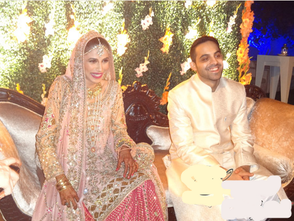 Stylist Nida Khan Wedding Photos 3