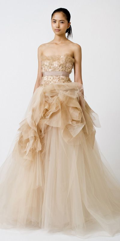 Vera Wang Wedding Dresses 2014 For Women 006 - Life n Fashion