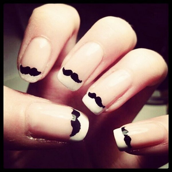 Beautiful and Simple Nail Art Designs For Girls 2014 - Life n Fashion