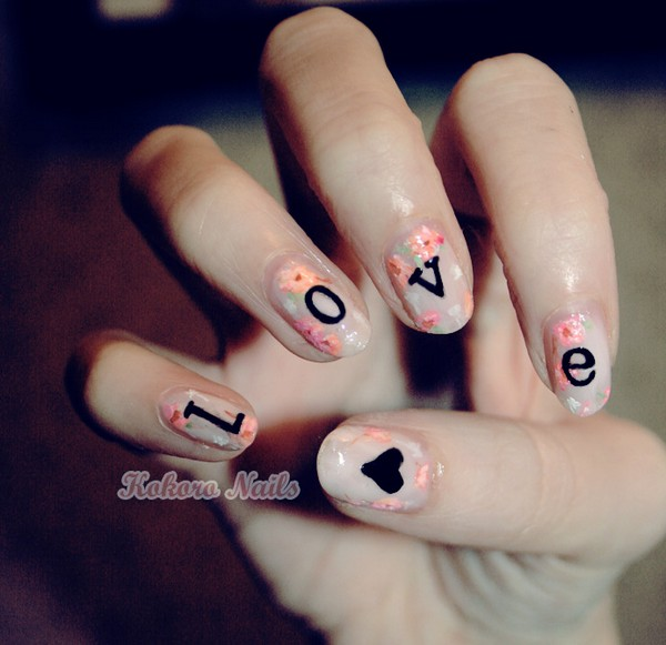 Beautiful and simple nail art designs for girls 2014 6 life n beautiful and simple nail art designs for girls 2014 6 prinsesfo Gallery